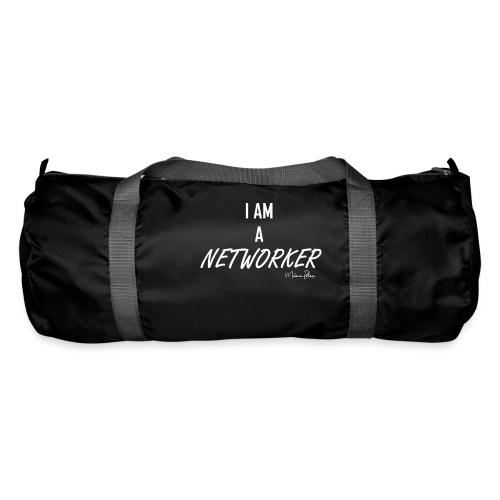 I AM A NETWORKER - Sac de sport