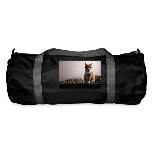 Charlie and his chess board - Duffel Bag