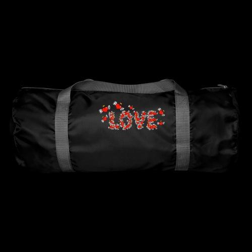 Flying Hearts LOVE - Sportstaske