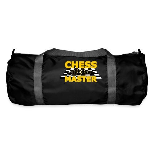 Chess Master - Black Version - By SBDesigns - Duffel Bag