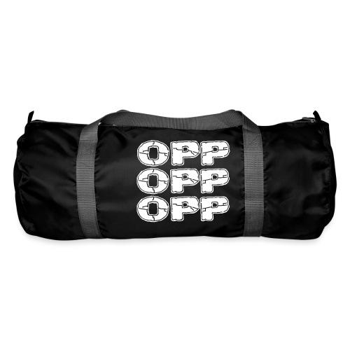 OPP Logo White - Urheilukassi