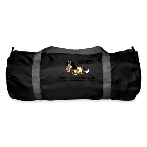 QUIET Sonny Pony in deep sleep - Sporttasche