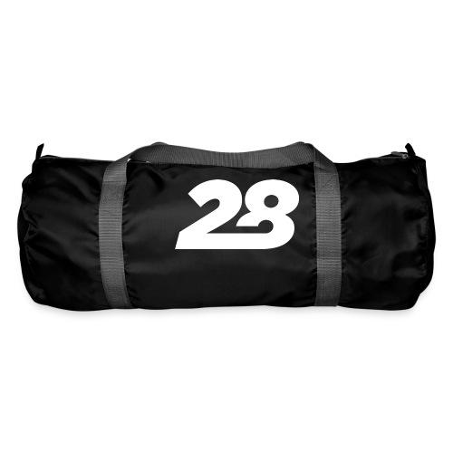 28 White - Duffel Bag