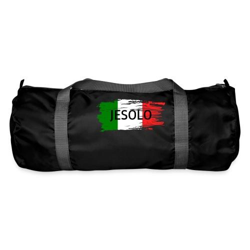 Jesolo auf Flagge - Sporttasche