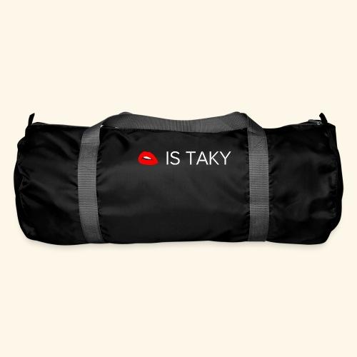 Is Taky White - Sportstaske
