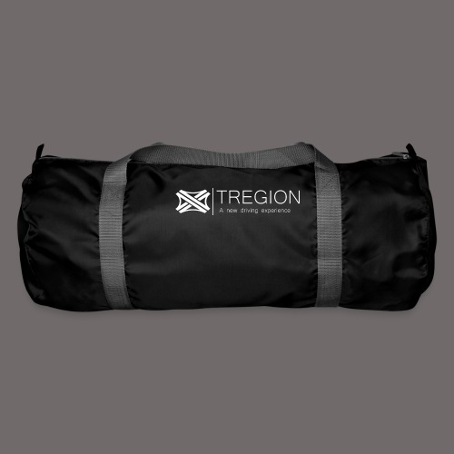 Tregion Logo wide - Duffel Bag