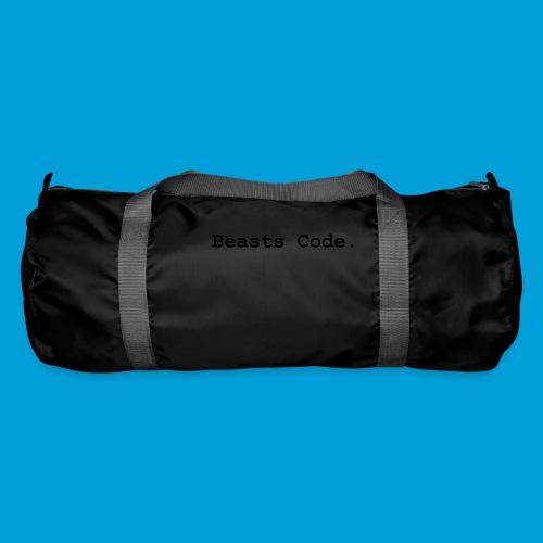 Beasts Code. - Duffel Bag