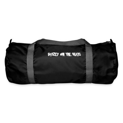 barzey on the beats 4 - Duffel Bag