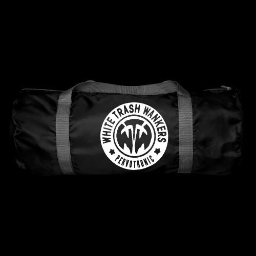 White Trash Wankers Pervotronic-Logo - Sporttasche