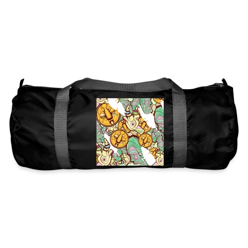 Mask Factory - Day Edition - Duffel Bag
