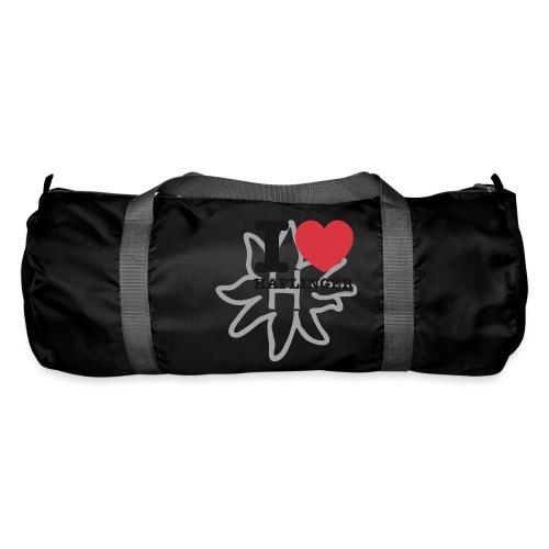 I love Haflinger - Sporttasche