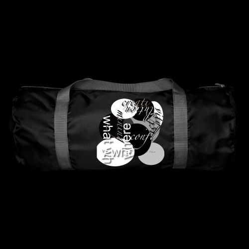 creativ prozess - Sporttasche