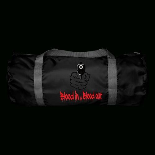 blood in blood out - Sporttasche