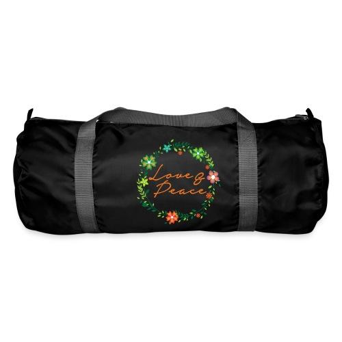 Love and Peace - Duffel Bag