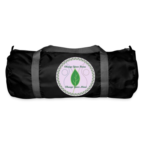 The Anti-Diet Lifestyle - Duffel Bag