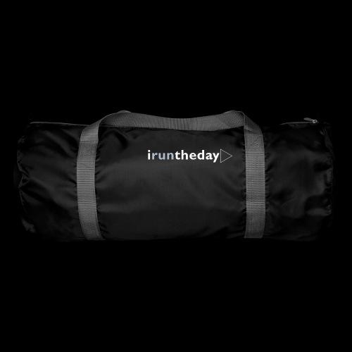 iruntheday clothing range - Duffel Bag