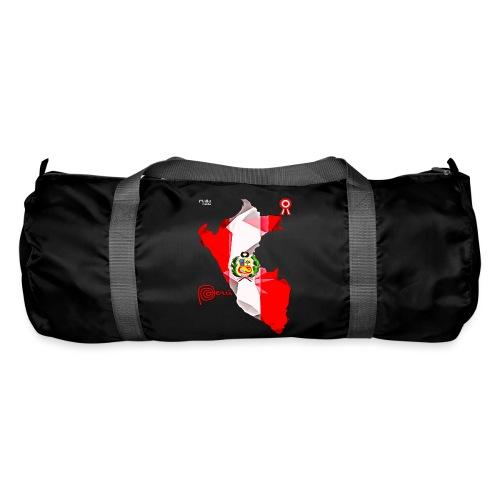 Mapa del Peru, Bandera y Escarapela - Duffel Bag