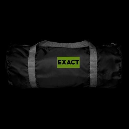 Exact Classic Green Logo - Duffel Bag