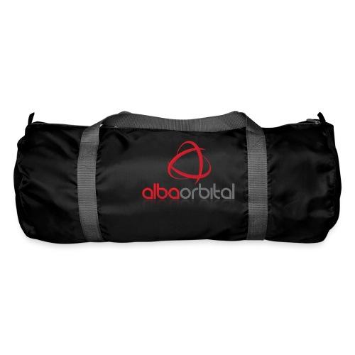 Alba Orbital's Offical Logo - Duffel Bag