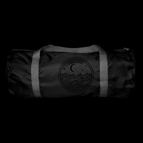 IBV Die Lichter das Meer black - Sporttasche