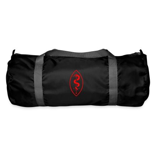 School of Mars Crest (Red) - Duffel Bag