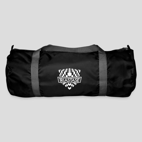 Triastase Logo White - Duffel Bag