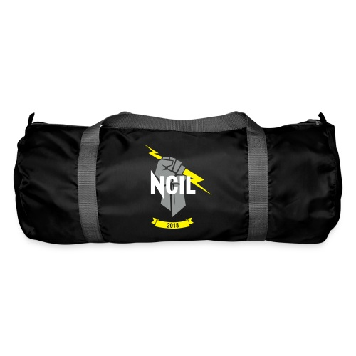 ncil tour 2018 alt - Duffel Bag