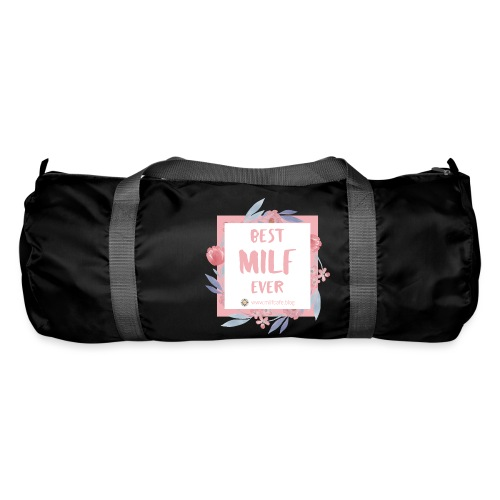 Best MILF ever - Milfcafé Shirt - Sporttasche