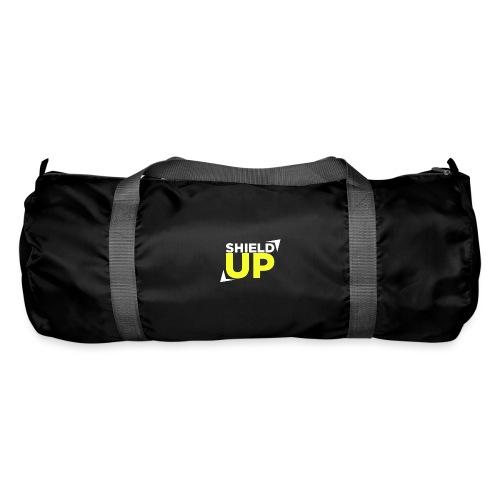 Shield Up yellow png - Duffel Bag