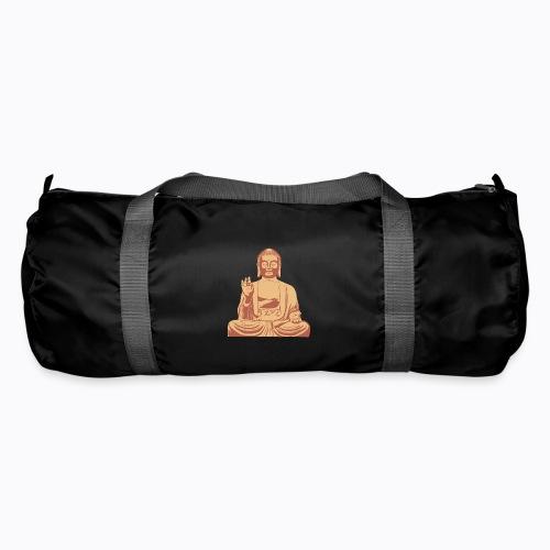 buddha om - Duffel Bag
