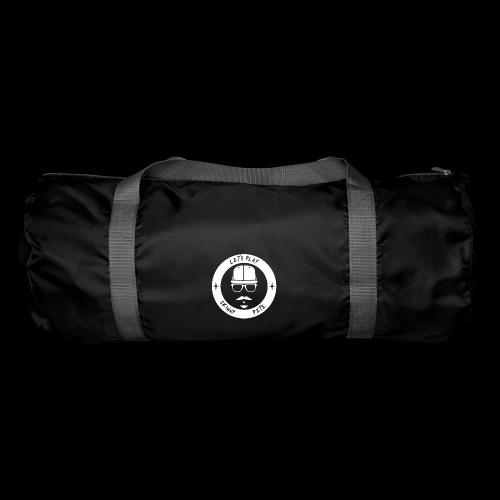 Skinny Pete Logo weiß - Sporttasche