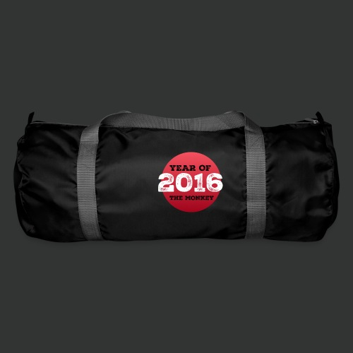 2016 year of the monkey - Duffel Bag