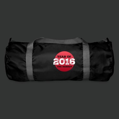 2016 year of the monkey - Duffel Bag