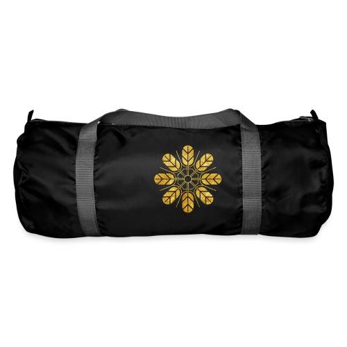 Inoue clan kamon in gold - Duffel Bag