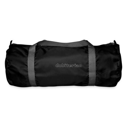 dubiterian1 gif - Duffel Bag