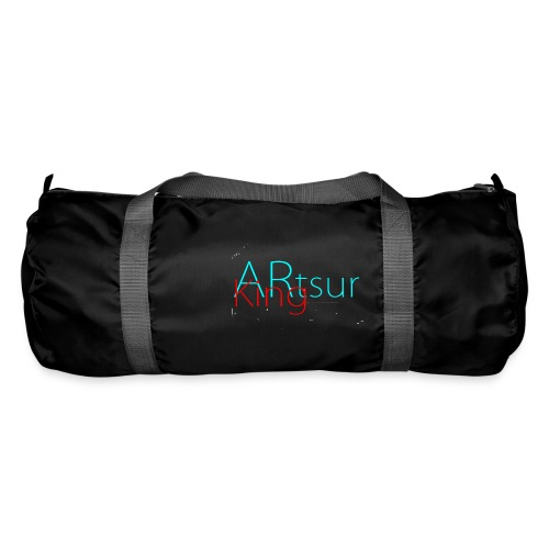ARtsurKing Logo - Duffel Bag