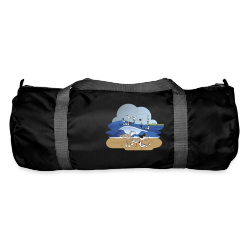 See... birds on the shore - Duffel Bag