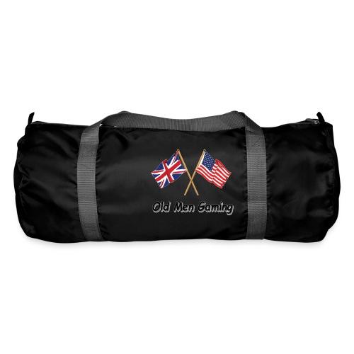 OMG logo - Duffel Bag