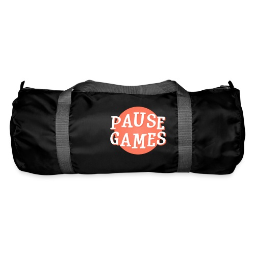 Pause Games Logo - Duffel Bag