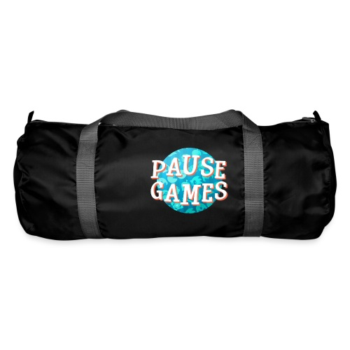 Pause Games New Version - Duffel Bag