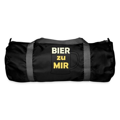 Bier zu mir - Sporttasche