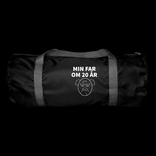 Min Far Om 20 År (Moto) - Sportstaske