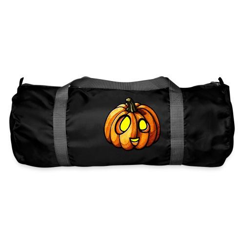 Pumpkin Halloween watercolor scribblesirii - Sporttasche