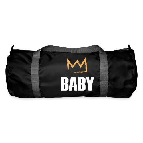 Baby mit Krone - Sporttasche