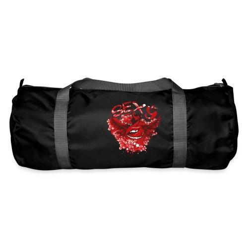 SEXY Lips heart Wings - Sexy Lippen Herz Flügel - Sporttasche