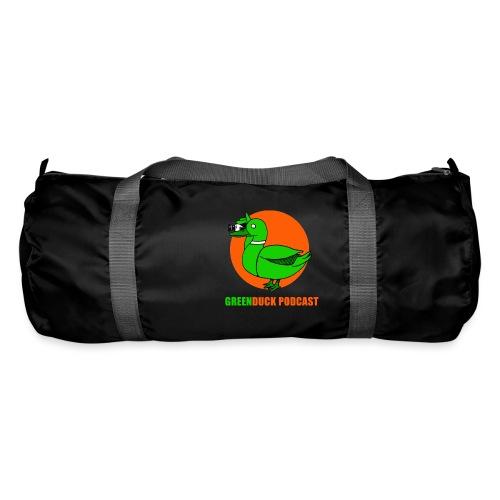 Greenduck Podcast Logo - Sportstaske