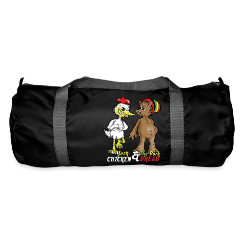 Jerk chickenPork Dread - Duffel Bag