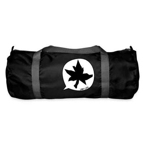 Speech Bubble Last Life - Duffel Bag