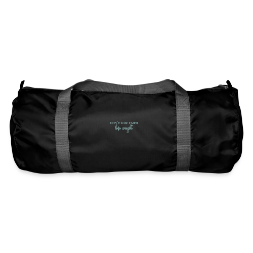 dontlosefaith Collection - Sportsbag