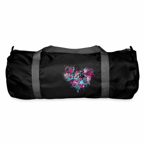 Love with Heart - Duffel Bag
